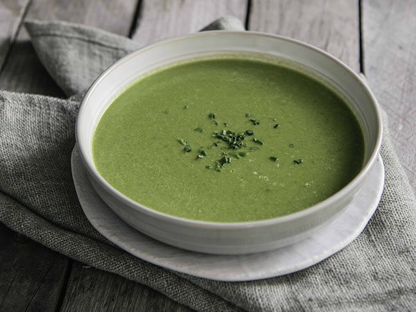 Maple Pea Soup