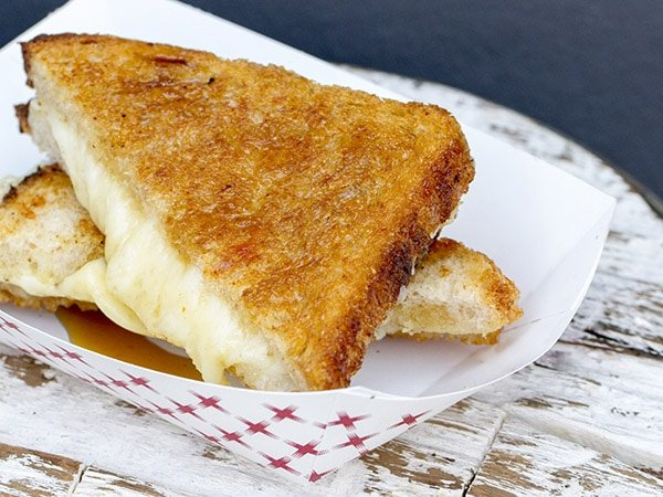 Maple Grilled Cheese