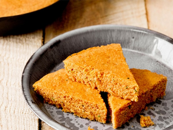 Maple Jalapeno Cornbread