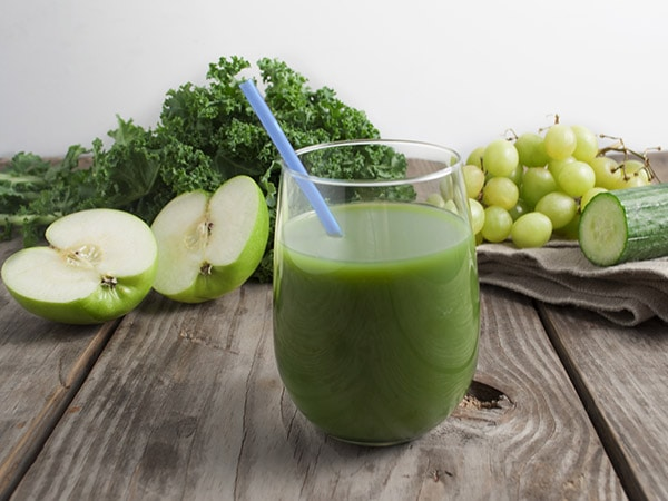 Maple Kale Juice