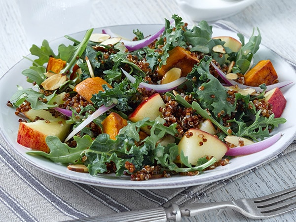 Maple Quinoa Salad