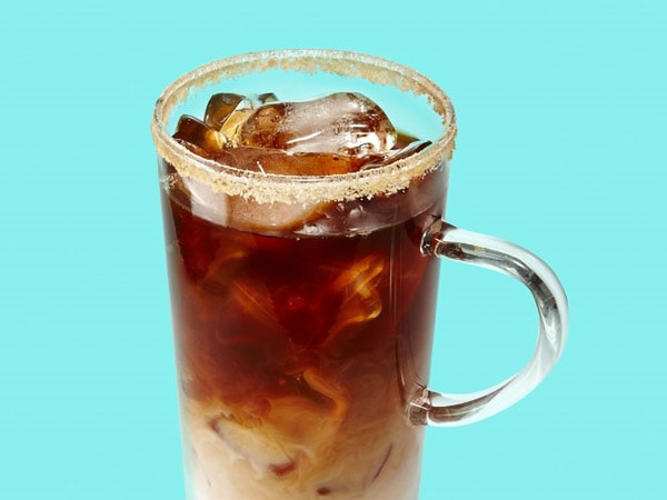 Maple Iced Latte