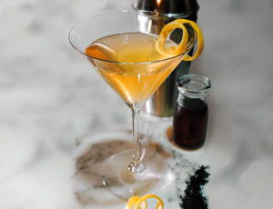 Maple Tea Tippler