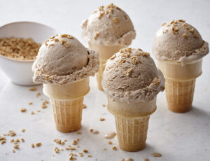 Three-Ingredient Maple Ice Cream
