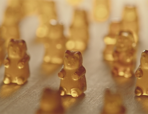 Maple Gummy Bears
