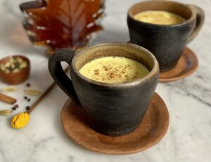 Maple Golden Milk