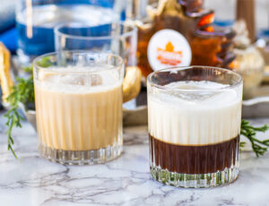Maple White Russian
