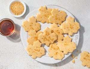 Maple Holiday Cookies